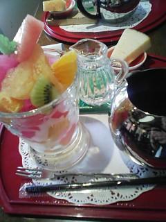 フルーツ紅茶