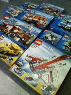 知育TOY【LEGO】