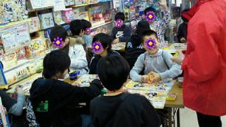 ゴゴゴ西遊記妖怪大乱闘カードゲーム大会終了