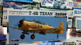 航空自衛隊T‐6GTEXAN