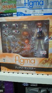figma  ティアナ・ランスター