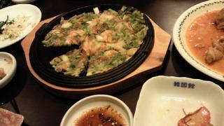 韓国料理店
