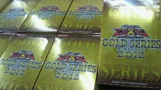ゴールドシリーズ2012再販