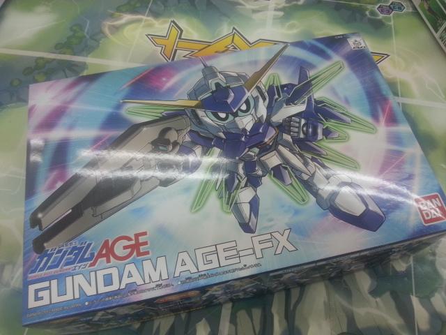 BB戦士AGE-FX